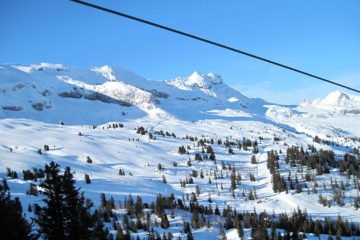 station de ski Flaine